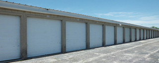 Wide access self storage units in Saint Peters