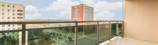 Enjoy the views from your balcony at Mississauga apartments