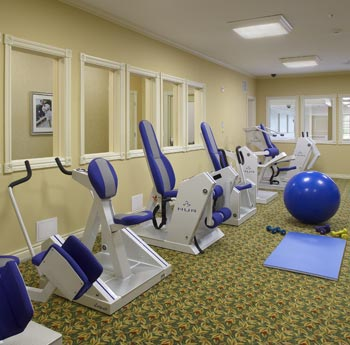 Fitness for seniors at Waltonwood retirement living communities