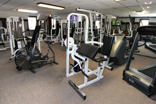 Village green fitness center 103