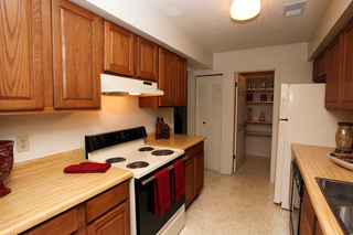 Village green model kitchen 118