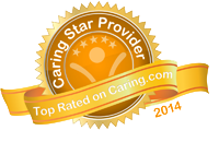 Top Rated on Caring.com 2014