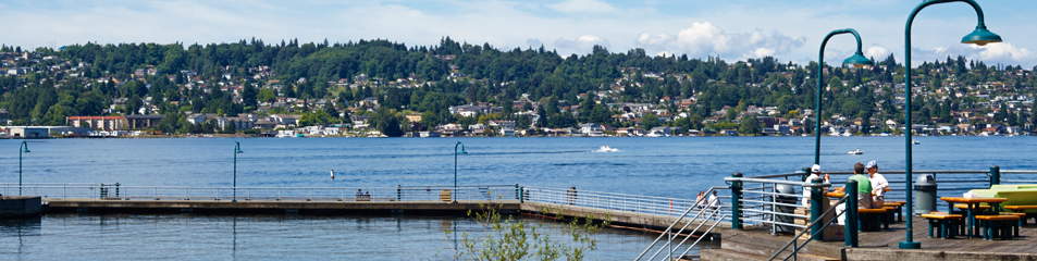 Hang out in the Kennydale neighborhood of Renton
