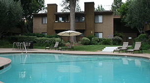 View a list of amenities offered at our apartments in Novato