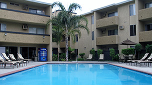 View a list of amenities offered at our apartments in Canoga Park