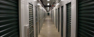 Self storage gaithersburg interior halls