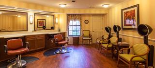 Salon waltonwood university luxury