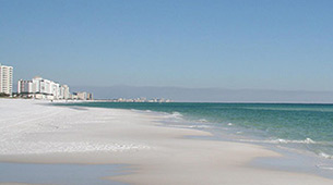 Information about the neighborhood surrounding apartments in Destin FL