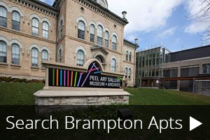 Search our Brampton Apartments
