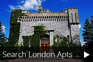 Search our London Apartments