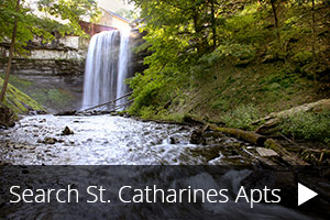 Search our St. Catharines Apartments