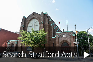 Search our Stratford Apartments