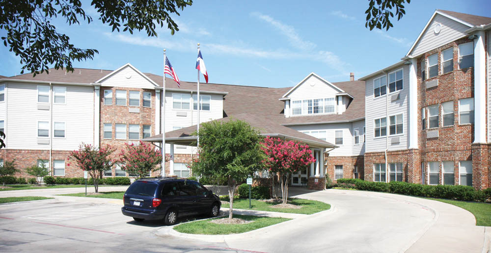 Arlington senior retirement community