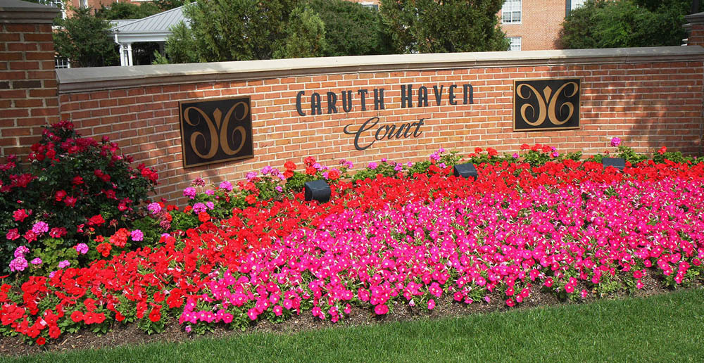Caruth haven court senior living dallas