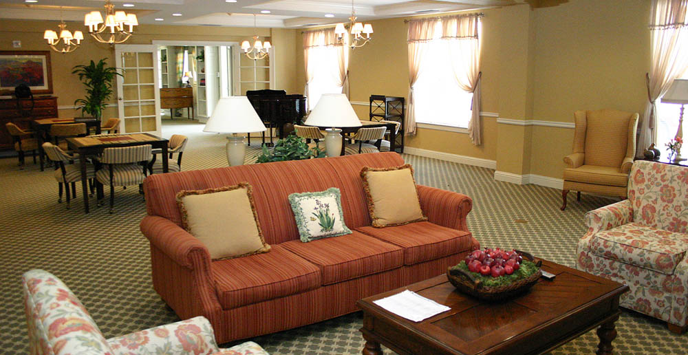 Plano texas senior living