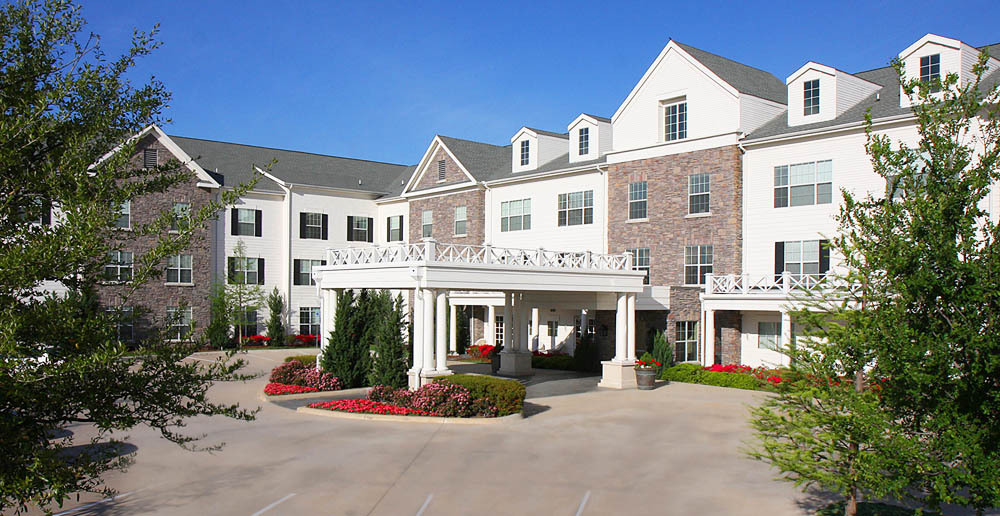 Retirement community plano tx