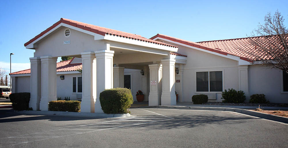 Senior living community in el paso