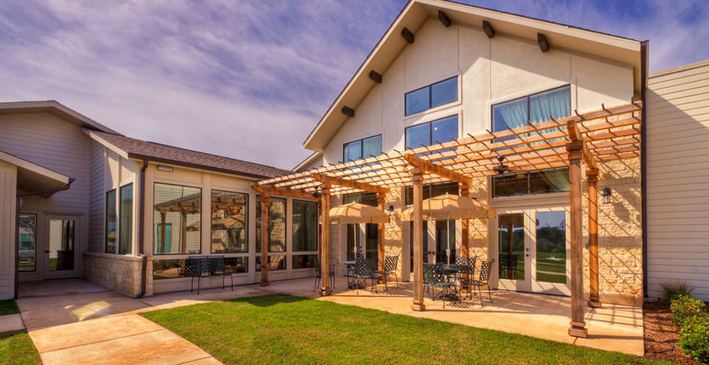 Kerrville senior living facility