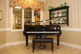 El paso tx senior living piano