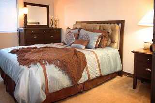 El paso tx senior living bedroom
