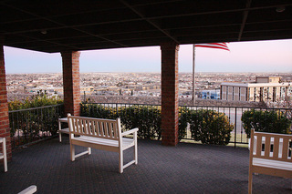 El paso tx senior living porch