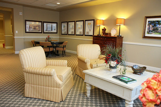 Building senior living plano tx