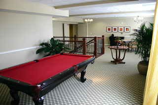 Senior living plano tx interior
