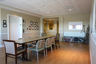 Senior living plano tx table
