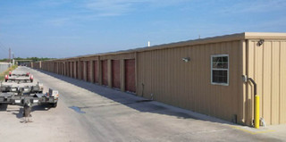 Self storage in pharr