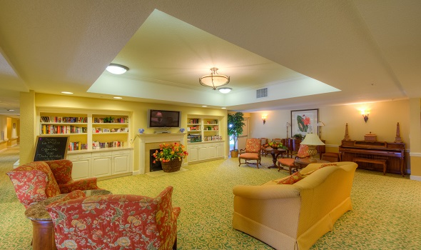 Florida Senior Living Communities Aston Gardens Party
