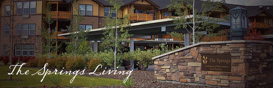 The springs living communities