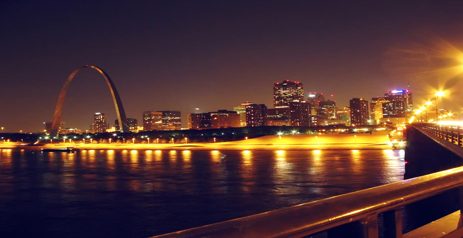 St louis night homepage