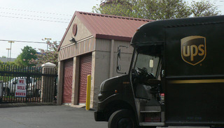 Secure storage units in Franklin Tennessee