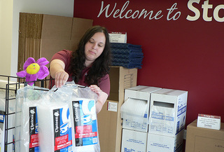 Moving supplies for sale at Hermitage self storage