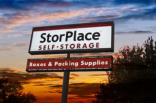 Sign to our Madison self storage units