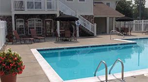 Learn more about the amenities at Riverchase Apartments