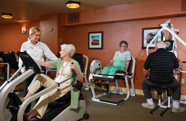 Senior rehabilitation community escondido