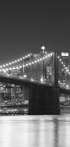 Brooklynbridge bw