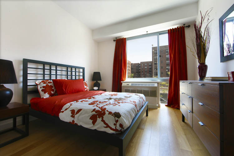 Bright bedrooms brooklyn apartments