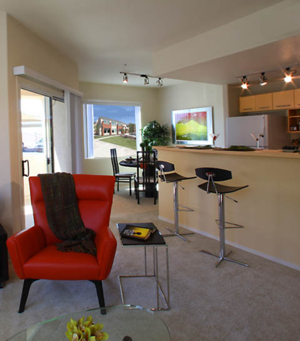 Elegant 1, 2, And 3 Bedroom Apartments In Phoenix | Sage Luxury Apartment Homes Pictures