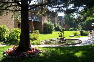 Senior living brighton fountain