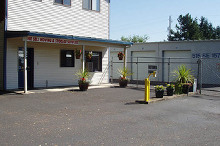 Self storage facility in vancouver