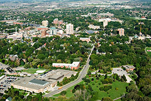 City of Brampton Ontario