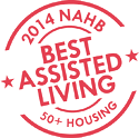 Best assisted living in 2014 at the senior living in Naples