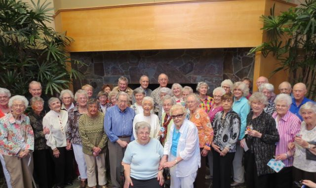 SRG Senior Living Communities Recognizes National Volunteer Week