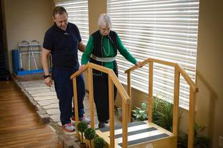 Senior living des moines physical therapy