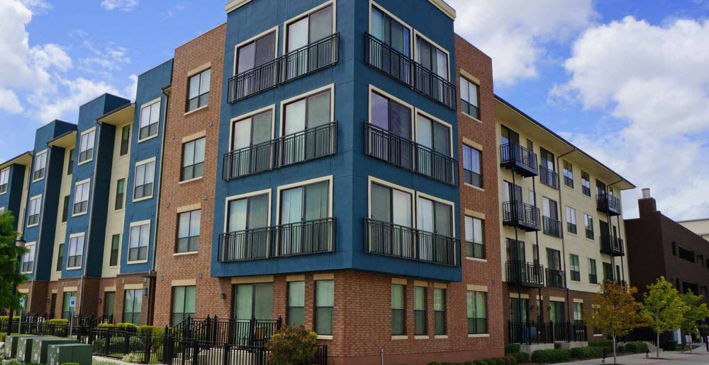 Frisco Apartments The Boulevard At Frisco Square In