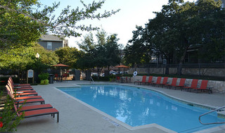 San antonio aparments with pool amenities