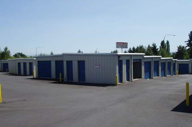 Self storage buildings in vancouver