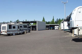 Self storage rv parking in vancouver